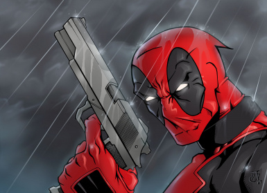 Deadpool - Texmod Pack