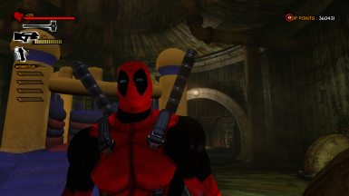 HD Deadpool