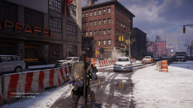 The Division E3 Preset by MaitreJerama83 One Week Anniversary Apocalypse Edition