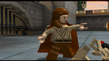Lego Star Wars Modernized Character Texture Pack