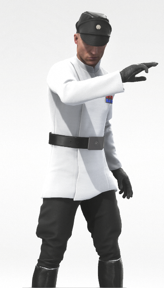 Sly 39 s imperial security bureau officer at star wars for Bureau uniform