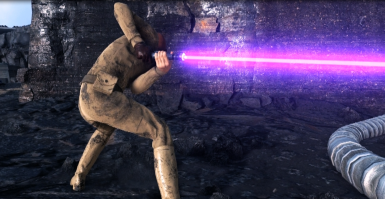 Mace Windu mod for Battlefront 2015