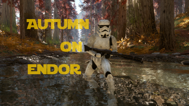 Autumn on Endor