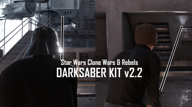 Darksaber Kit v2.2