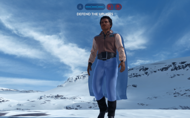 Return of the Jedi Style Lando
