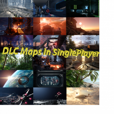 DLC Maps In SinglePlayer(BETA)