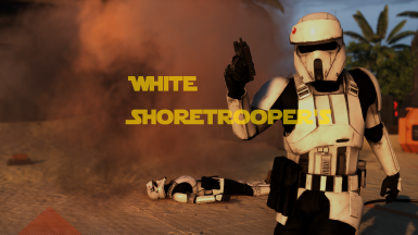 Spiff's White Shoretrooper's
