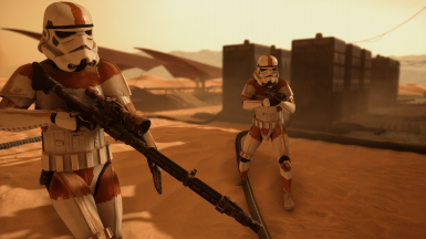 Spiff's Imperial Legions at Star Wars: Battlefront (2015