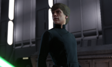 EA Battefront 2 - Luke Skywalker