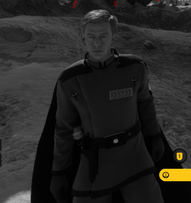 The New Empire Officer Krennic Skin