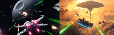 bespin and death star offline dlc (fighter squadron have passive bots) (ground maps empty)