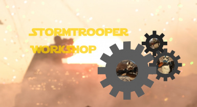 Stormtrooper Texture Workshop