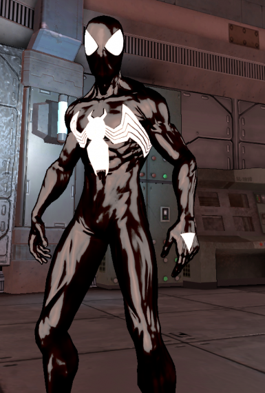 Spider-Man - Shattered Dimensions - Classic Symbiote Suit Mod