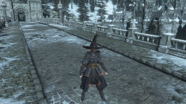 Tarnished Sunless Armor and Leggings (Hat and gloves from my other mod)