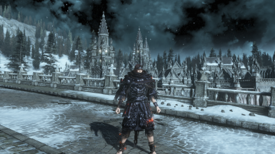 Black Nameless Crown without hair - In optional files
