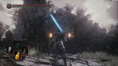 Moonlight Greatsword Restored
