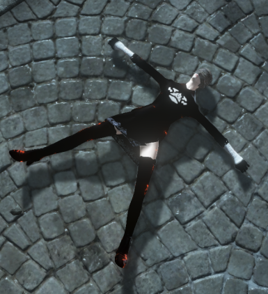 2B outfit