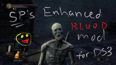 Spaghetti Penguin's Enhanced Blood Mod - DS3