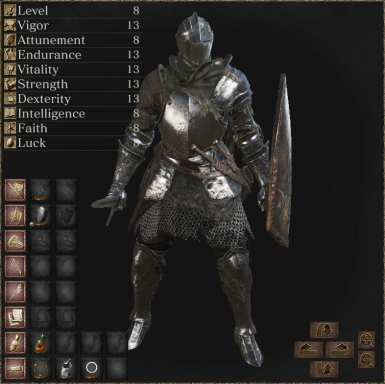 Enhanced Starting Classes III at Dark Souls 3 Nexus - Mods