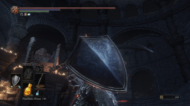 Kite Drangleic Shield