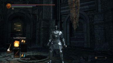 Restored Lothric Knight Armor