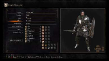 New Starting Classes (SL1)