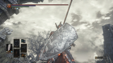 Lothric shield reborn