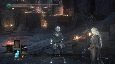 YoRHa No.2 Type B (2B) DS3 version