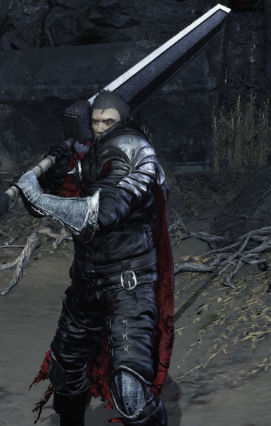 The Black Swordsman (Save File and igp11 Textures)