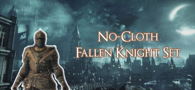 Fallen Knight Set without Cloth