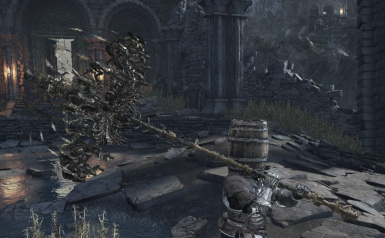 Lost Weapons Of Lothric