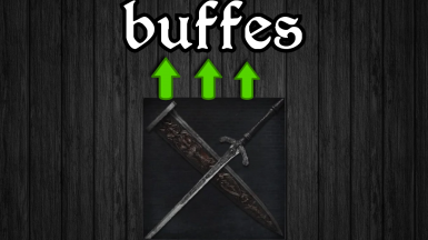 Ludwig's Holy Blade BUFFS (Hunter's Combat)