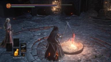 Sister Friede build - everything is completed and highest level