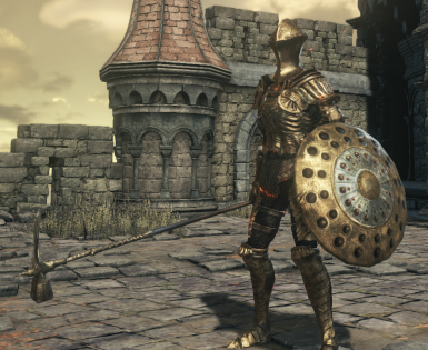 DS2 Enemy Weapons and Armor