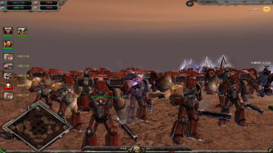 warhammer 40000 dawn of war dark crusade annihilation mod