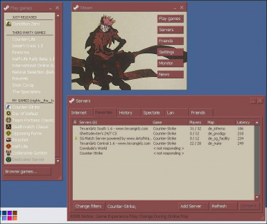 Trigun: Escape From Pain Steam Skins
