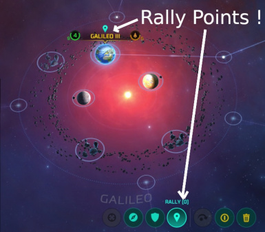 Rally Points