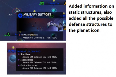 Static Tooltips