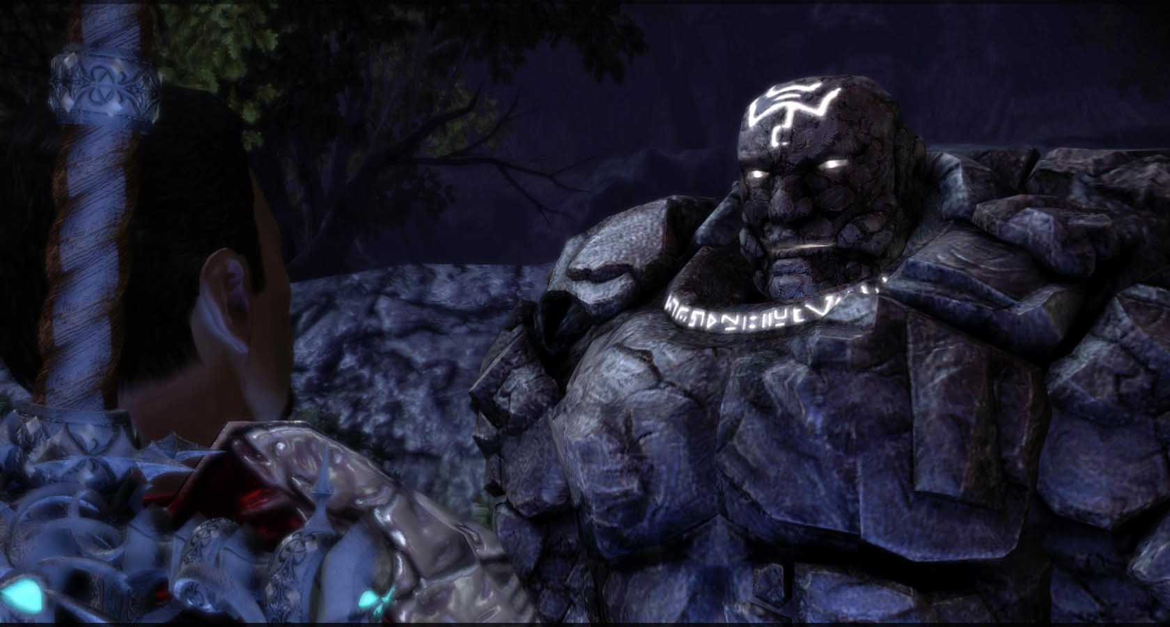 Resized Shale at Dragon Age - mods and community Shale Dragon Age