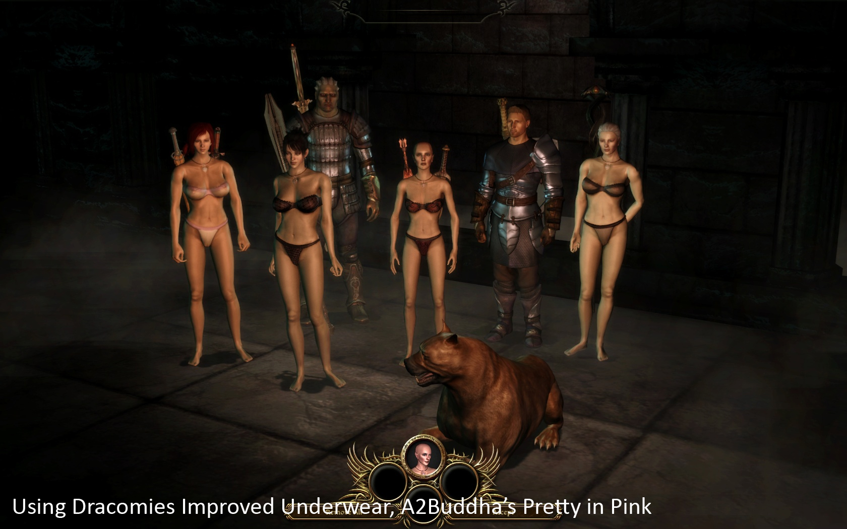 nude variety v4 custom bodies for all at dragon age   mods