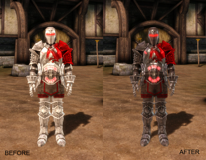 Blood Dragon Armor Dark Retexture At Dragon Age Origins Mods And Community They do not sell the blood dragon armor in fact the only way to get it as far as i know is to purchase a new copy of dao there is a code that you input for the armor but that is the only way i know to get it. blood dragon armor dark retexture at