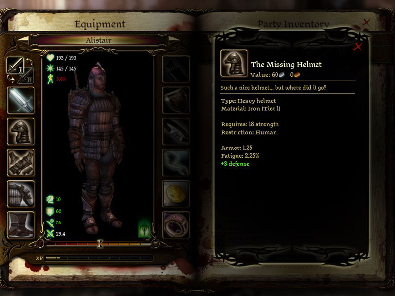 The Missing Helm at Dragon Age - mods and community