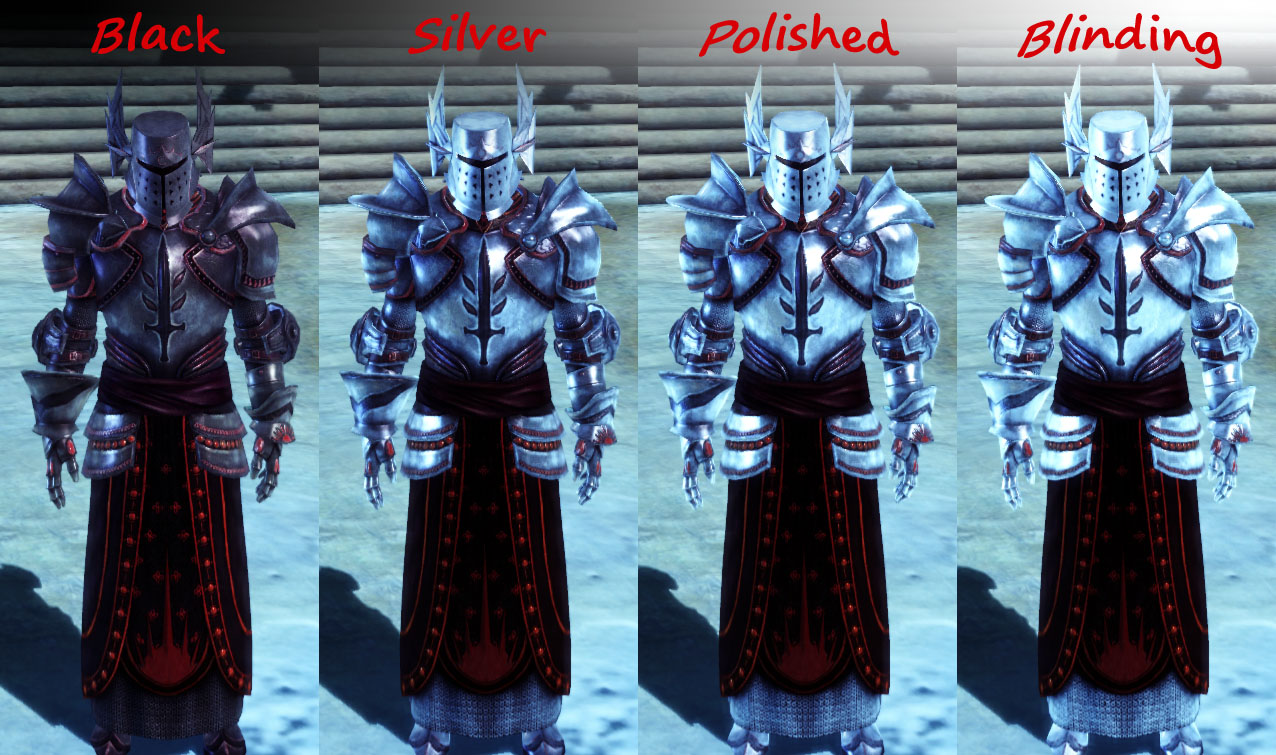 Blood templar armor at dragon age mods and community