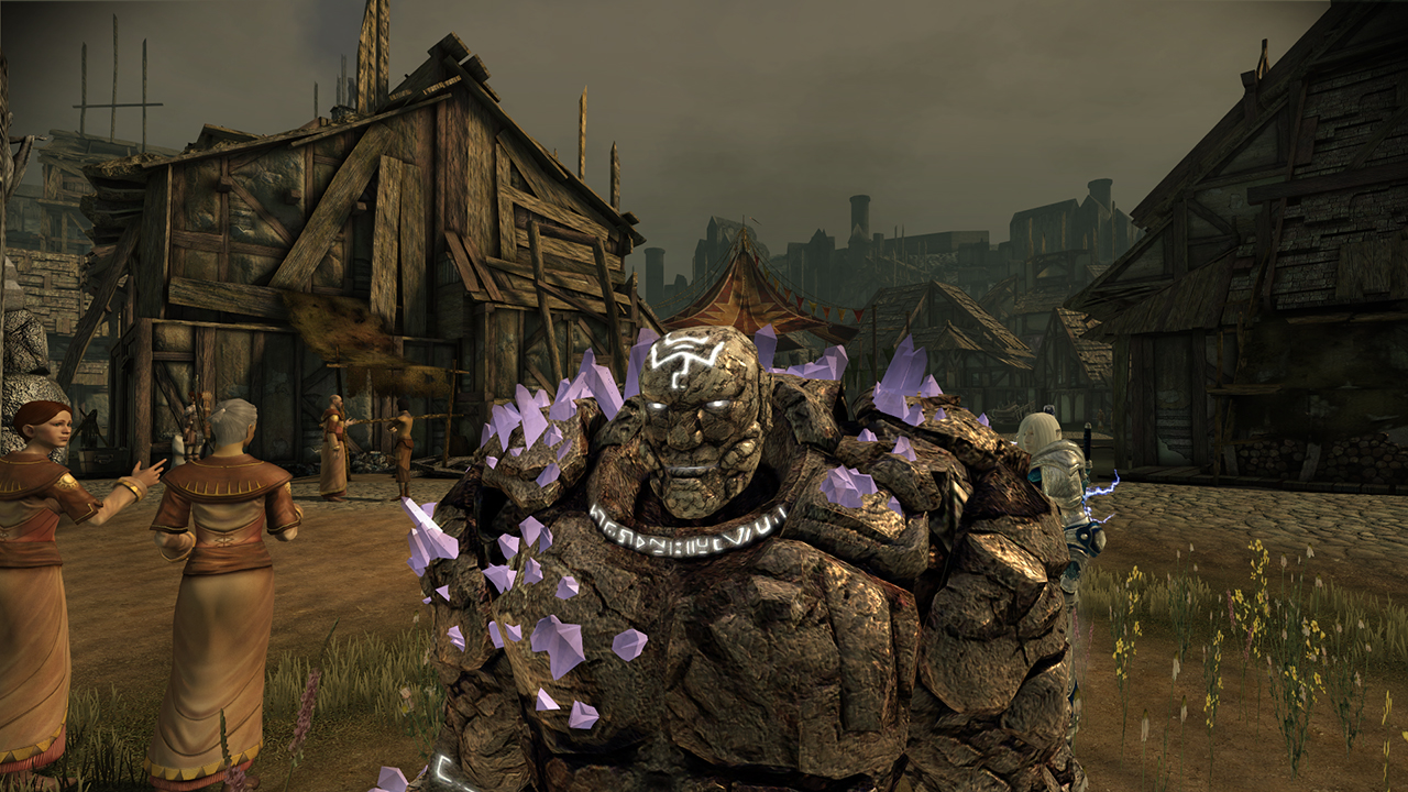 Shale Retextured HD at Dragon Age - mods and community Shale Dragon Age