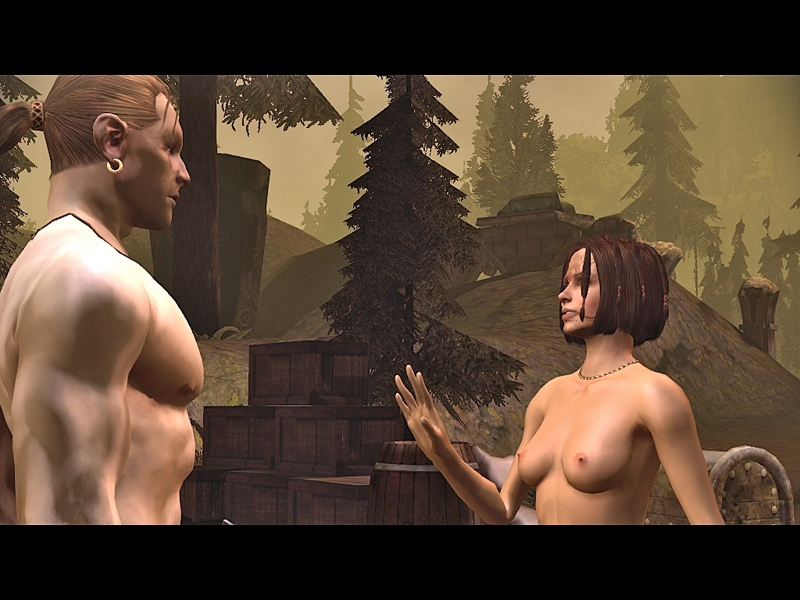 Dragon age origins sexuality