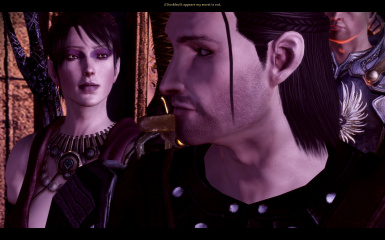 Betraying Morrigan