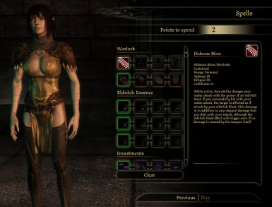 Dragon Age Class and Specialization Pack