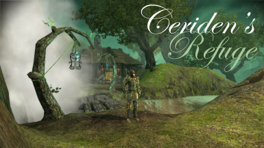 Ceridens Refuge House and Camp Replacement