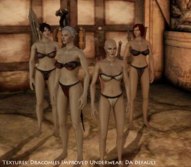 Nude Variety v4 Custom Bodies for All