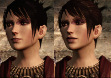 Morrigan Comparison Updated